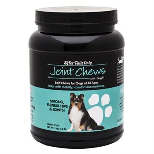 Picture of FTO Joint Chews for Dogs (1 kg Jar)